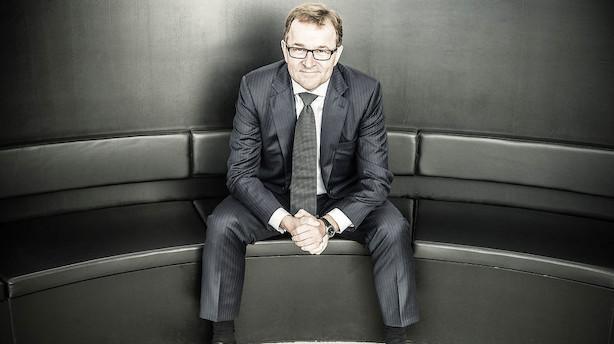 Eivind Kolding glad for NTG's aktiedebut