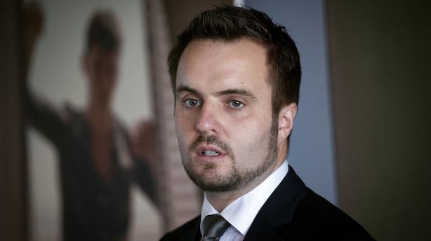 Børsen mener: En særskat på banker er uværdig, Simon Kollerup