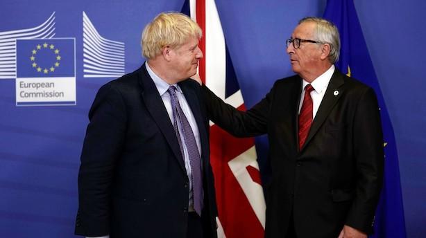 Overblik: Jubel blev afløst af ny tvivl i timerne efter brexit-aftale