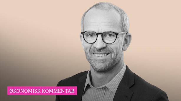 Jeppe Christiansen: Højkonjunkturen bliver lang