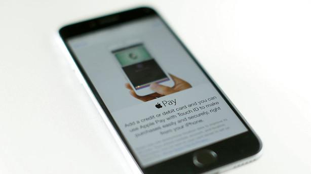 Tænk: Apple Pay misbruger dominans