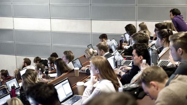 Kronik: Vi skal fastholde udenlandske studerende