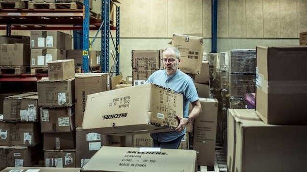 Peter Jørgensen har tjent millioner på at sælge det verdenskendte skomærke Skechers i Danmark: Nu venter nyt megamarked
