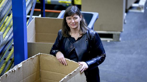 Webshop trækker kunder ind i Bog & idé-butikker