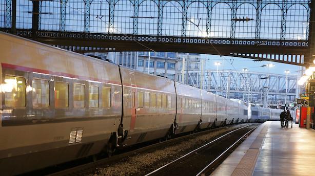 Debat Udvid Det Europaeiske Tognet Og Kom Korte Flyruter Til Livs