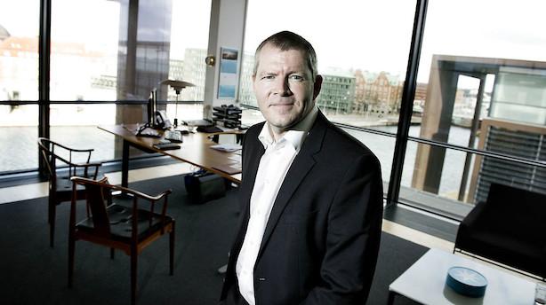 Efter hestekur: Mærsk-chef åbner for nye investeringer i megadivision