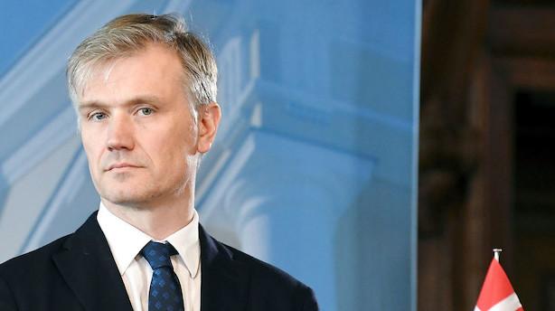 Danmarks nye topdiplomat i Bruxelles: Klimaplan er forårets vigtigste dagsorden i EU