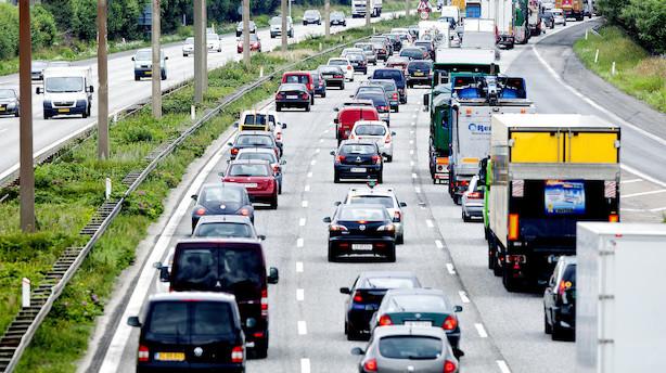Måling: Over halvdelen af danske transportvirksomheder afventer udviklingen - eller gennemfører kun klimatiltag, der ikke koster tid og penge