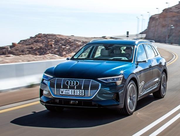 Audi e-tron fra 799.995 kr.