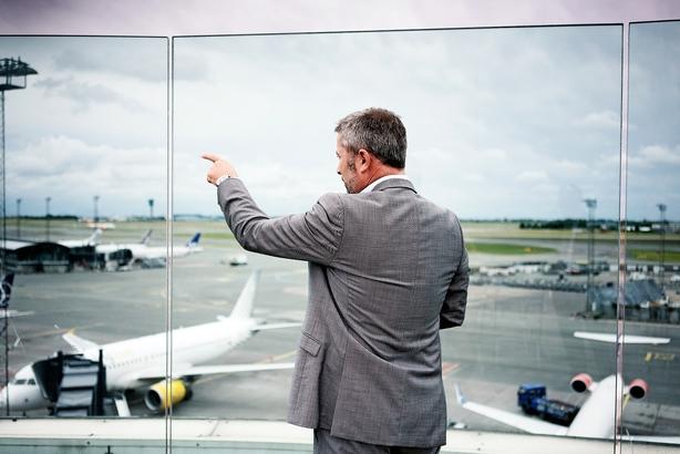 Lufthavn bejler til Amazon: Bygger kæmpe logistikcenter