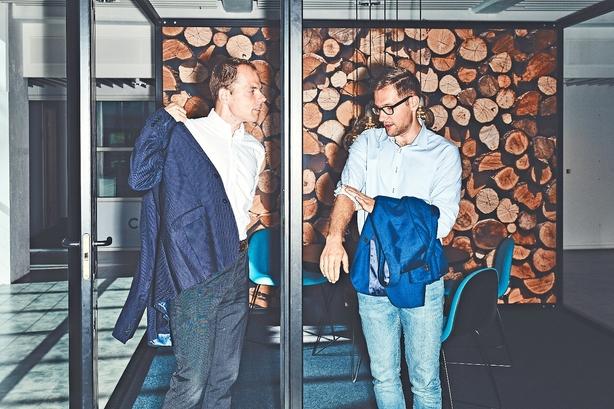 I asken af en konkurs starter iværksættere inkassofirma