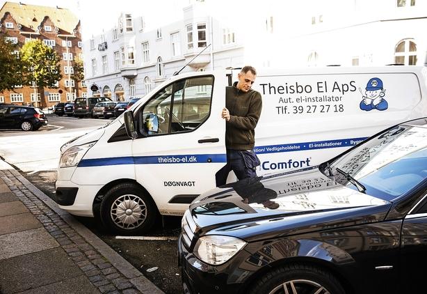 """""""Bliver jeg ringet op af en privatkunde i indre København, som vil have mig til at lave noget arbejde, så siger jeg nej tak"""""""