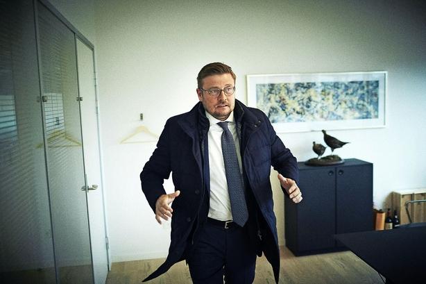 Jesper Ravns it-firma taber pusten: Langt fra mia-salg