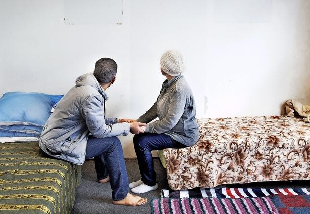 Flygtninge: Vi er klar til et job i morgen