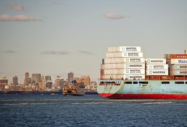 Maersk Line satser massivt på intelligente containere