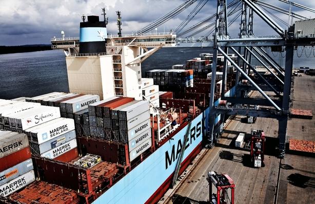 Mærsk gør op med myte om store skibe