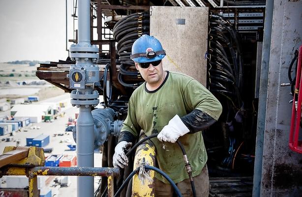 Dansk oliebranche i stor opbremsning