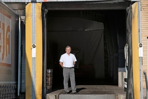 """Nye p-regler tvinger lastbilchauffører væk fra rastepladserne: """"Branchen har ikke haft en kinamands chance"""""""