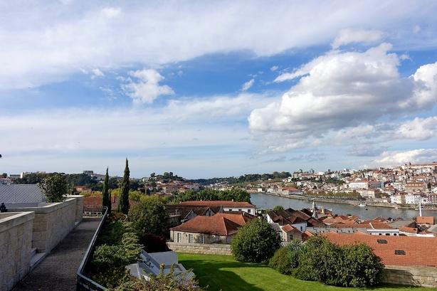 Lissabons fuldendte vinhotel