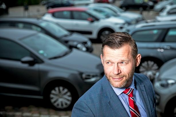 Joachim B Olsen: Vi vil sænke bilafgift igen