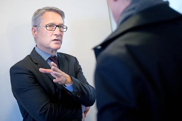 Ole P: Vismænd fortjener ros for fokus på topskat