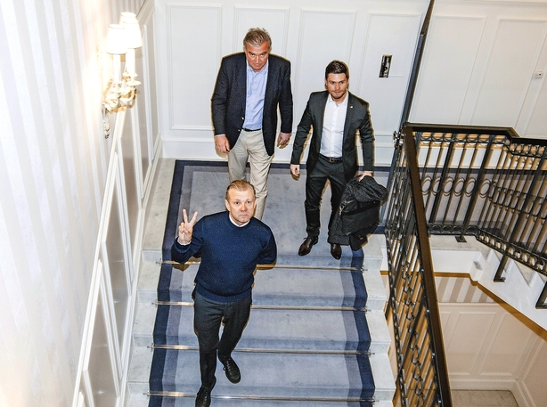 Lars Seiers hotelsats får nye millioner fra Singapore