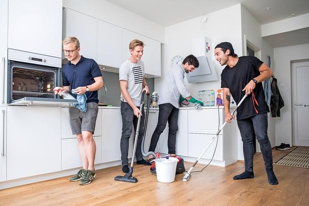 Rengøringens svar på Airbnb får nye investorer