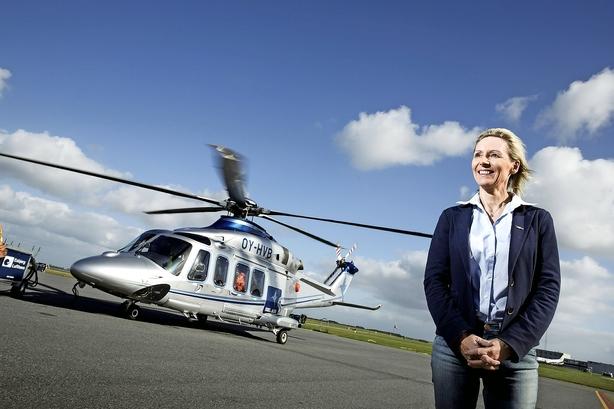 Analyse: Helikopterdronnings nedtur bid for bid