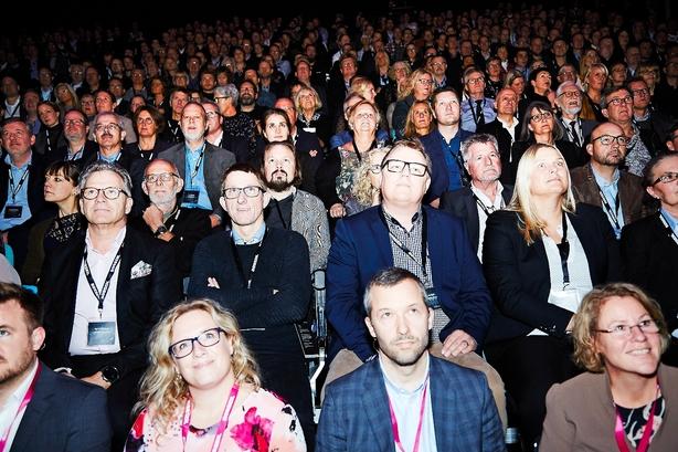 Vækstfest i Aarhus med Stadil, Grene og madglad komiker