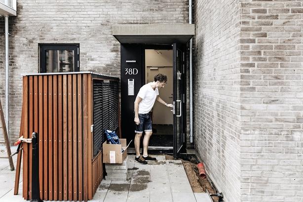 Køber af luksusprojekt: Vi er flyttet ind på en losseplads