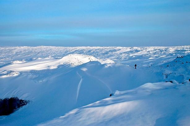 Grønland byder på barsk natur og luksus