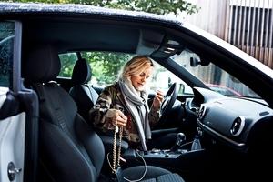 """OL-svømmer Pernille Blume: """"Min Audi A3 cabriolet er min bedste investering"""""""