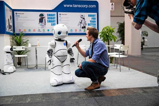 Roed-Frederiksen: Robot er godt - men ikke til alt