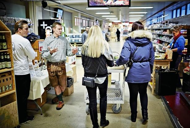 Ølsælger bider sig fast i nyt marked for lettere øl