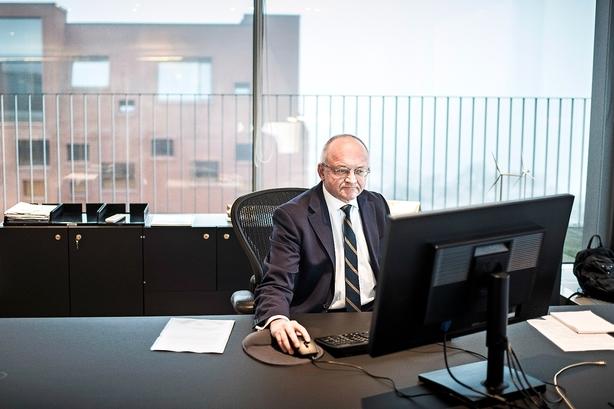 Pensionsboss: Vi bliver en større spiller i lån til firmaer