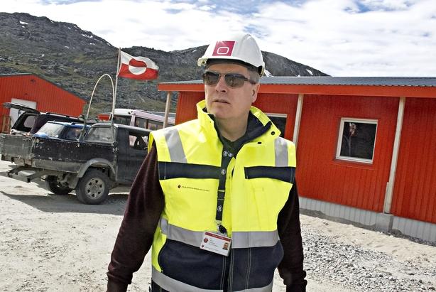 Rubinmine skal genoplive Grønlands råstofeventyr