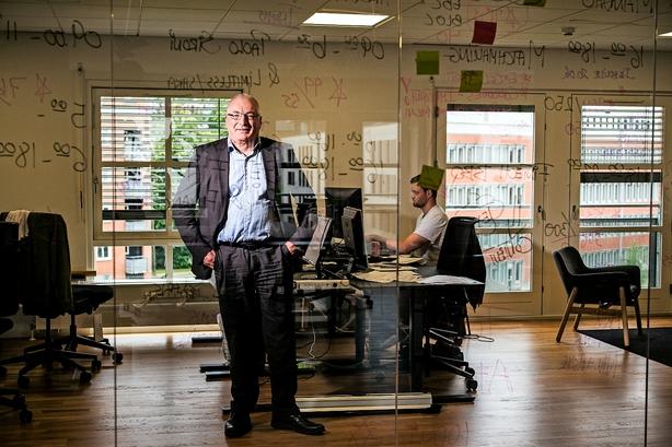 Mybanker-stifter gør klar til salg og jagter ny millionbiks