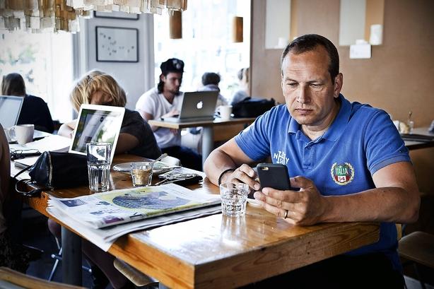 Swipp fik kold skulder af Thorborg - nu er han del af nyt Mobilepay-sats