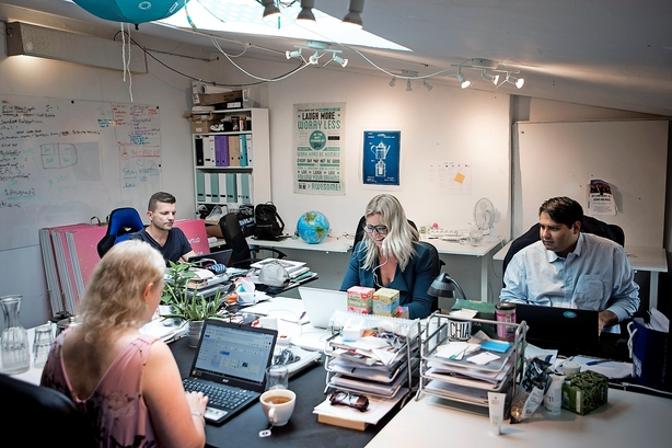 """""""Vi vil gøre dansk tech kendt i resten af verden"""""""