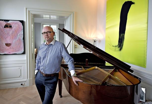 """Dansk fallent smidt af børsen efter tweet: """"Det var forkert gjort af mig"""""""