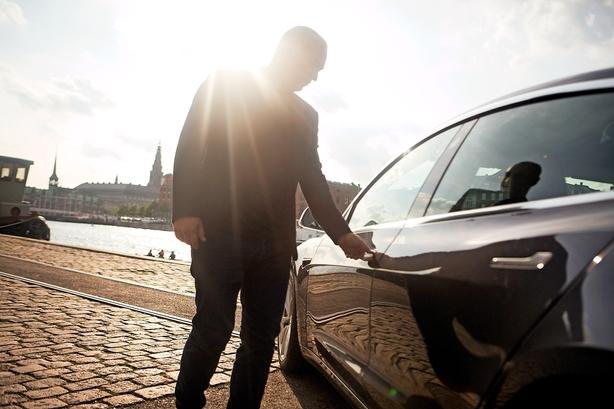"""Tesla-chef laver grøn Uber-kopi i København: """"Vi har en rimelig aggressiv ekspansionsplan"""""""