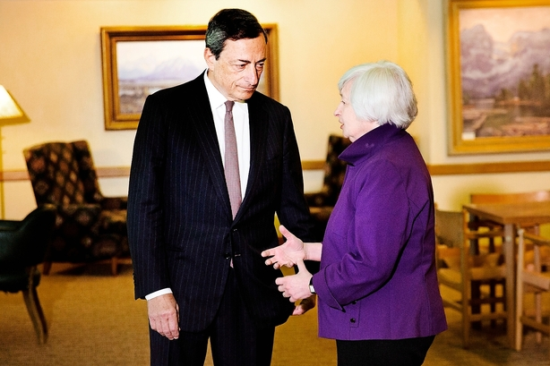 Draghi kan fredag sænke den danske krone