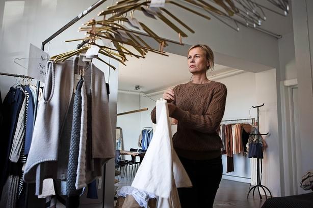 Designer trodsede alle: Har succes med lamauld