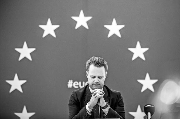 Super måling for S: Fire mandater i Europa