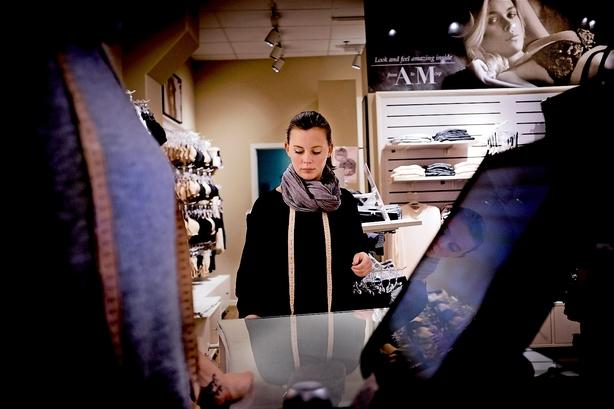 Change åbner 200 butikker i globalt bh-sats