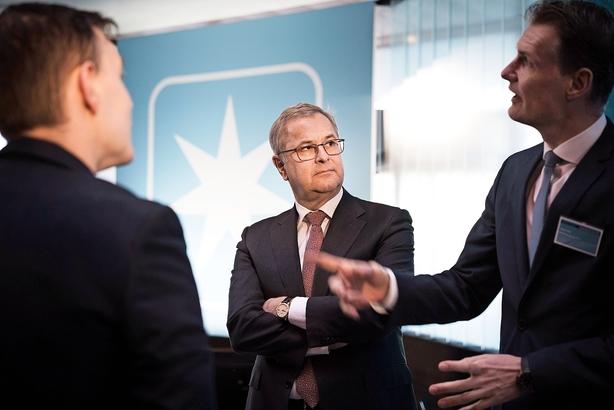 Niels Lunde: A.P. Møller-Mærsk famler sig ind i fremtiden
