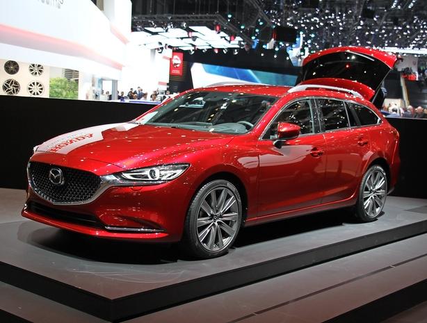 Mazda 6 får en opfriskning