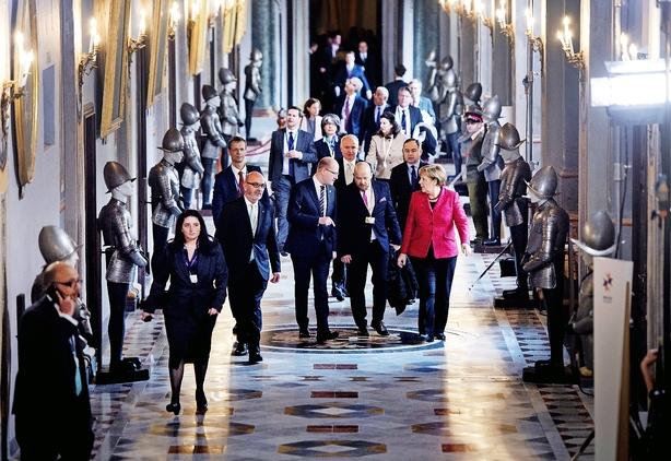Danskerne slår ring om EU-medlemskabet