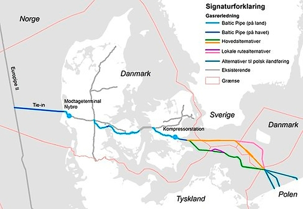 Debat: Dansk-polsk alliance fejer Rusland af banen i gasstrid