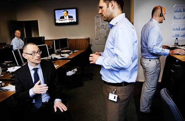 Aktiechefer: Vilde udsving i aktiekurser venter forude
